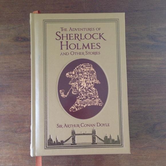 """The Adventures Of Sherlock Holmes"""